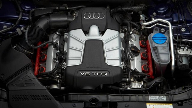 2019 Audi Q7 Pickup Truck engine