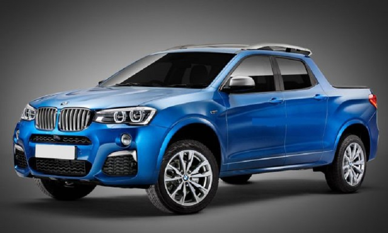 2019 BMW Pickup Truck: Concept, Price, Release Date - 2020 ...