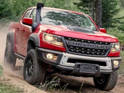2019 Chevy Colorado ZR2 Bison review