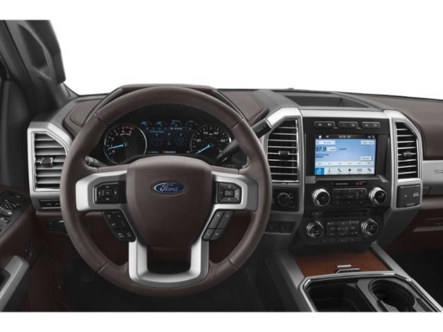 2019 Ford F-350 Super Duty dashboard