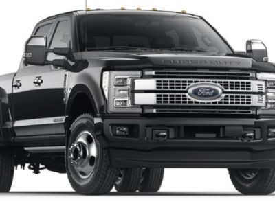 2019 Ford F-350 Super Duty review