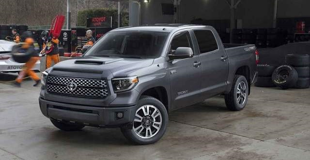 2020 Toyota Tundra Rumors Diesel Redesign And Trd Pro New Cars