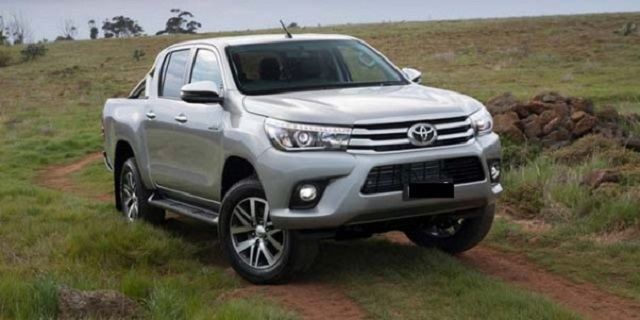 2019 Toyota Hilux Facelift Changes Release Date 2020 Pickup Trucks