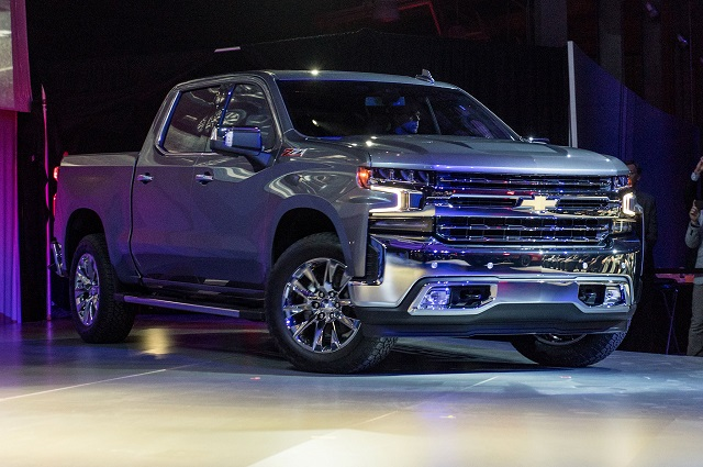 2020 Chevy Silverado 1500: Specs, Release Date and Price ...