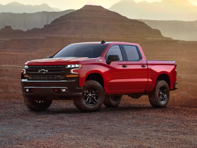 2019 Chevy Silverado 1500 LT Trail Boss review