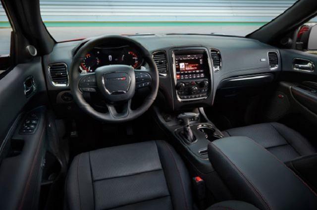 2019 Dodge Dakota Concept interior
