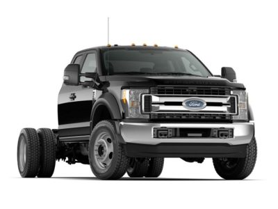 2019 Ford F-550 review
