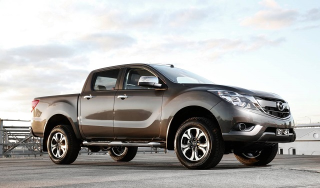 2019 mazda bt-50  changes  prices and specs