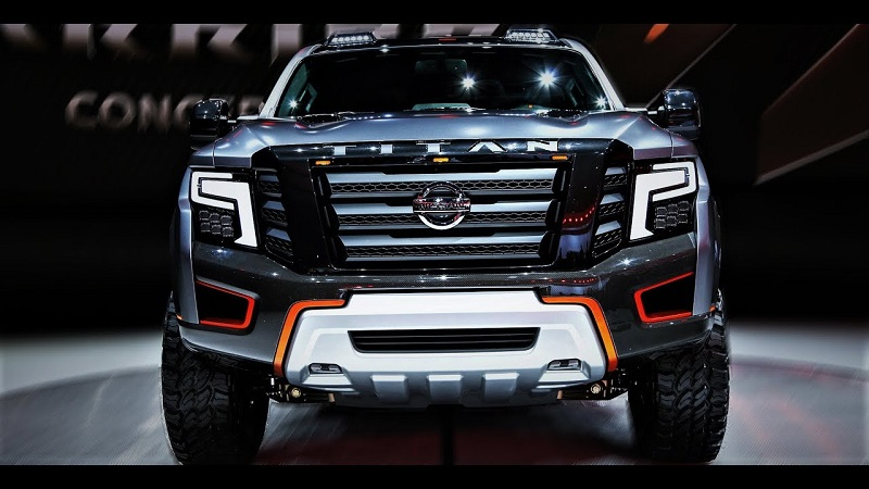 Nissan Titan Warrior Price >> 2019 Nissan Titan Warrior Price And Release Date 2020