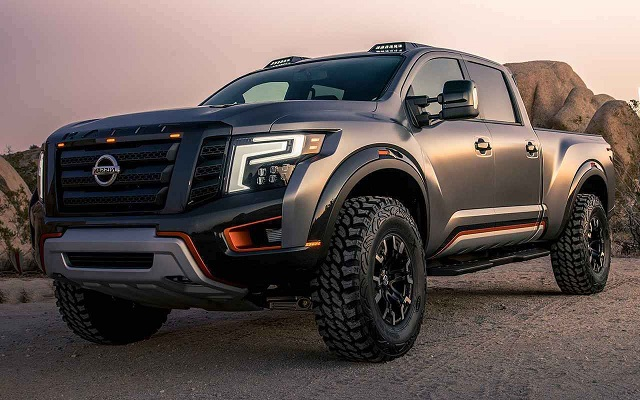 2019 Nissan Titan Warrior