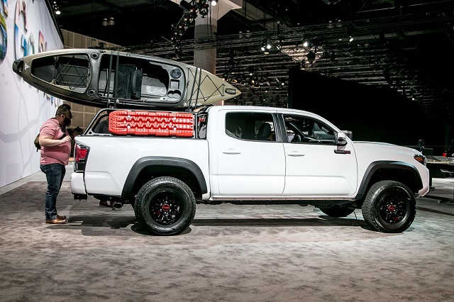 2019 Toyota Tacoma Diesel Usa Release Date And Price 2020 Pickup