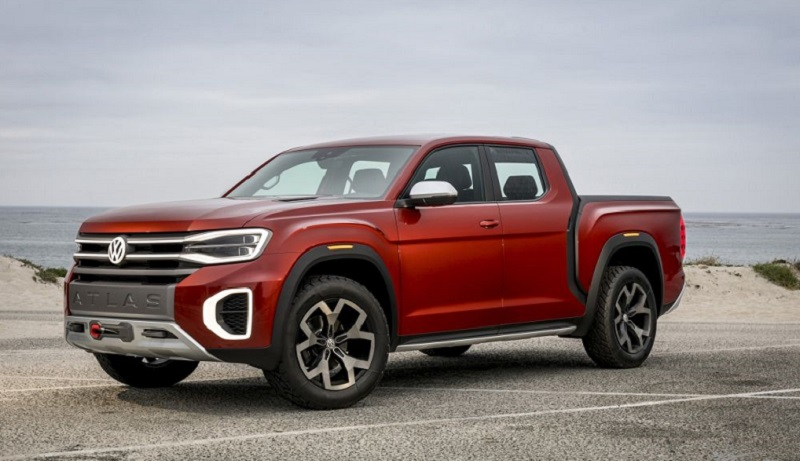 2019 vw atlas pickup truck review price 2020 pickup trucks. Black Bedroom Furniture Sets. Home Design Ideas