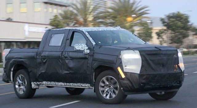 2019 chevy avalanche spy shots