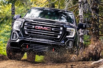 2019 GMC Sierra AT4 Off-Road Pickup Truck review