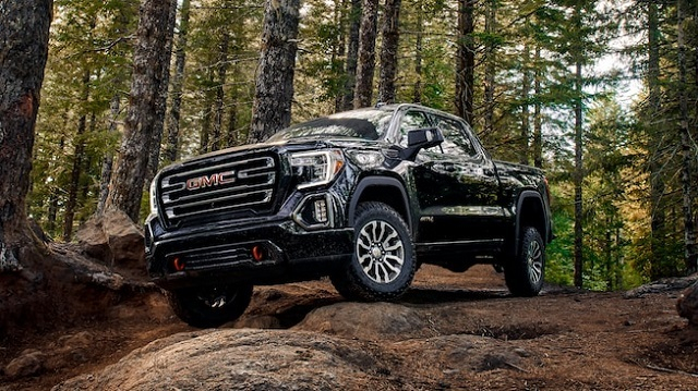 2019 GMC Sierra AT4 Off-Road Pickup Truck