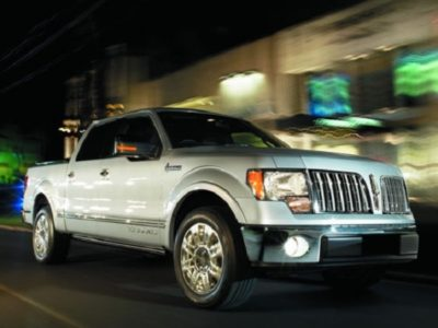 2019 Lincoln Mark LT pickup truck review