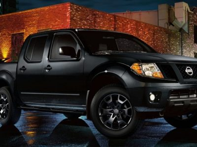 2019 Nissan Frontier Midnight Edition Crew Cab review