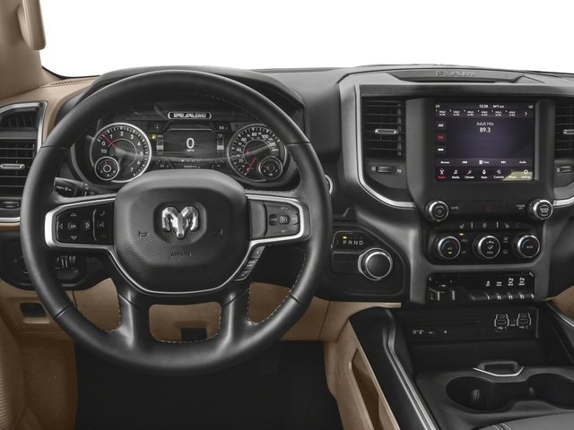 2019 RAM 1500 Regular Cab interior