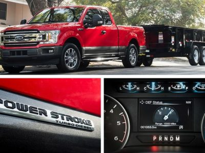 2020 Ford F-150 3.0L Power Stroke Diesel review