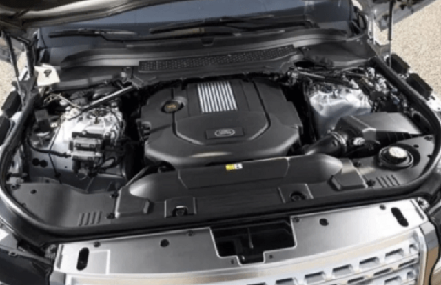 2020 Ford F-150 hybrid engine