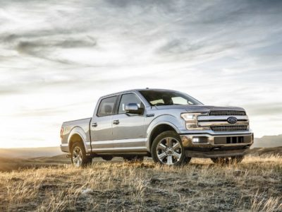 2020 Ford F-150 review