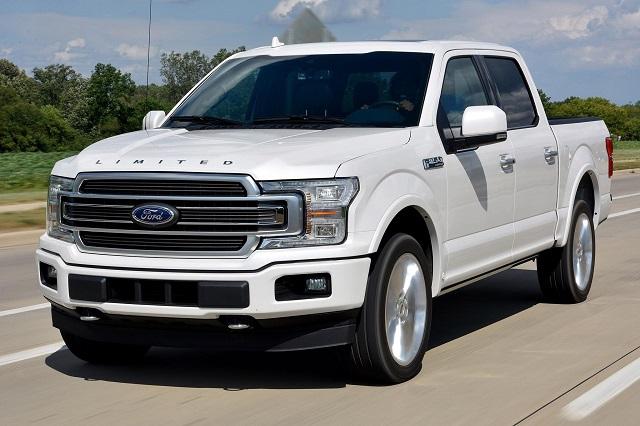 2020 Ford Lobo