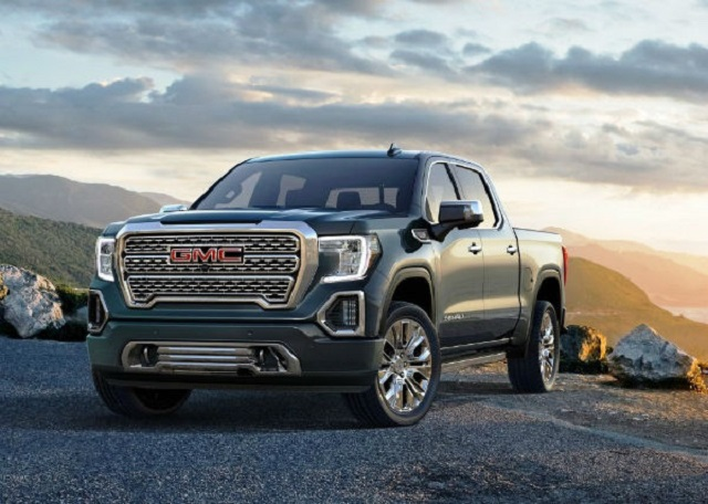 2020 Gmc Sierra Hd 2500 And 3500 Specs Price Release Date