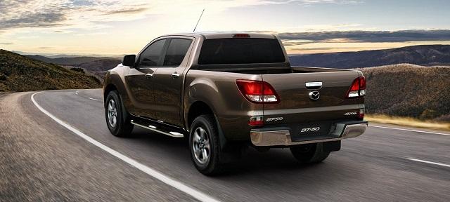 2020 Mazda Bt 50 New Generation For Mazda Pickup Truck