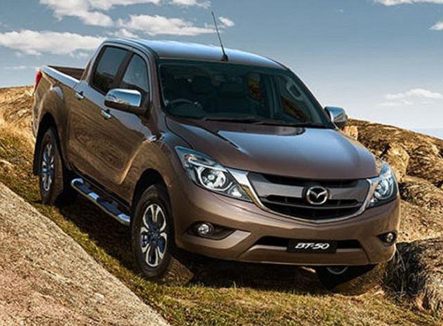 2020 Mazda Bt 50 New Generation For Mazda Pickup Truck 2020