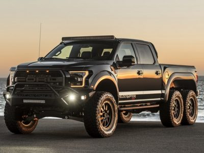 2018 Ford Velociraptor review