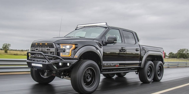 2018 Ford Velociraptor 6x6 Ultimate Off Road Hennessey Truck 2020