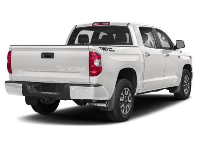 2019 Toyota Tundra 1794 Edition rear view