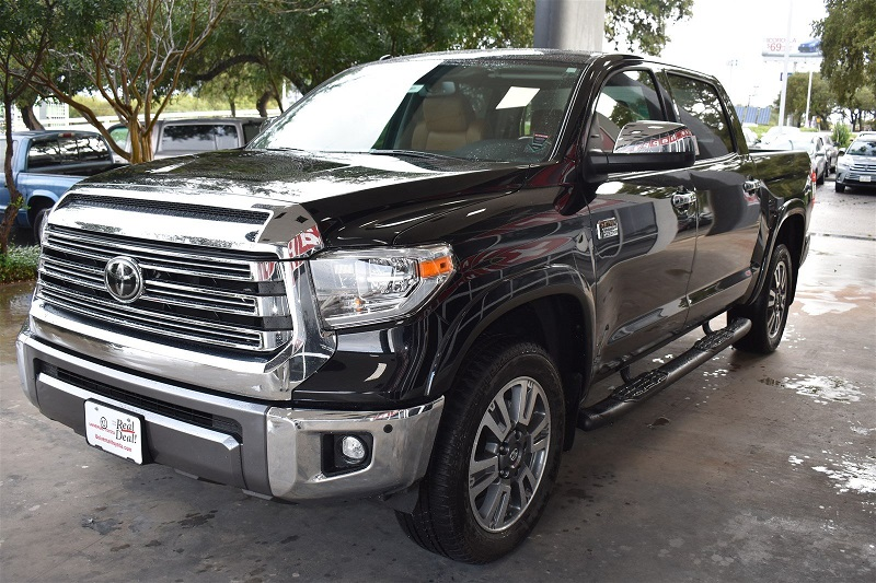 2019 Toyota Tundra 1794 Edition Specs Colors And Price 2021 2022 Pickup Trucks