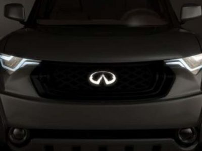 Infiniti Pickup Truck Concept review