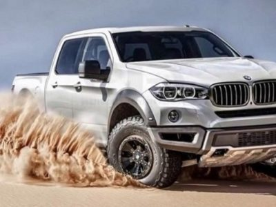 2020 BMW Pickup Truck review