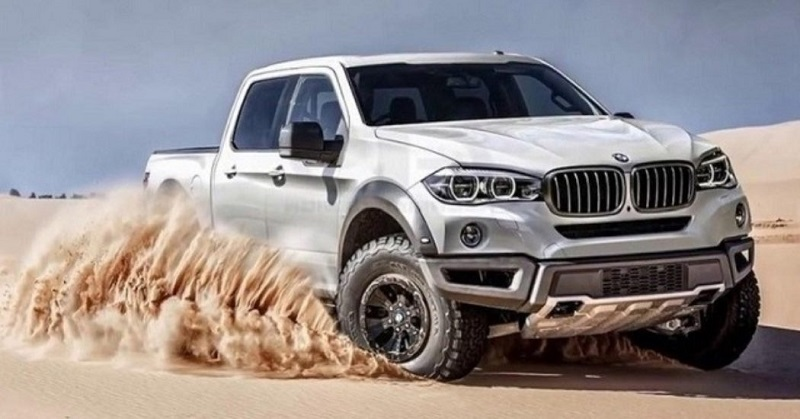 2020 bmw pickup truck price  rumors  specs