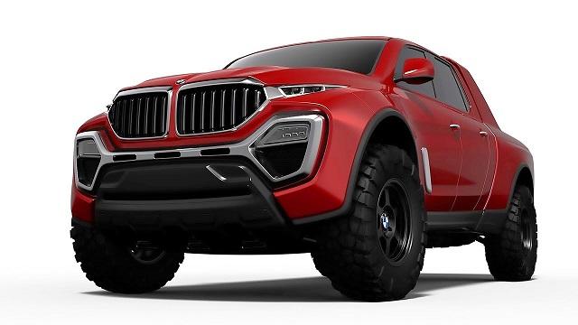 2020 BMW Pickup Truck