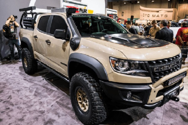 2020 Chevy Colorado ZR2 Redesign, Changes, Release Date, And Price >> 2020 Chevy Colorado Diesel Zr2 Price Specs 2020 Pickup