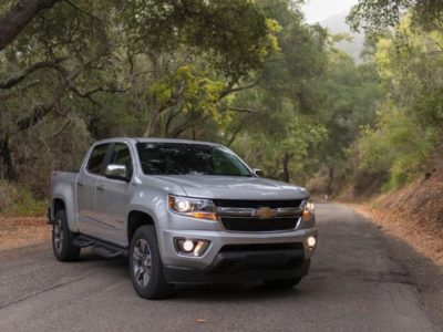 2020 Chevy Colorado review