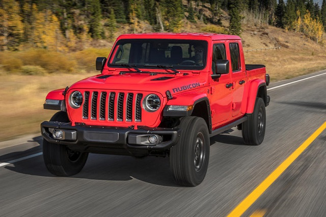 2020 Jeep Gladiator Price, Specs, MPG, Diesel - 2020 Pickup Trucks