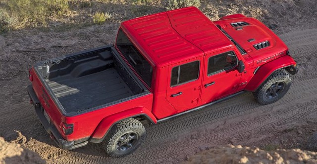 2020 Jeep Gladiator Price, Specs, MPG, Diesel - 2020 ...