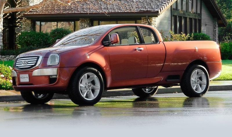Subaru Santa Cruz >> 2020 Kia Pickup Truck Concept, Specs, Hybrid - 2020 Pickup ...