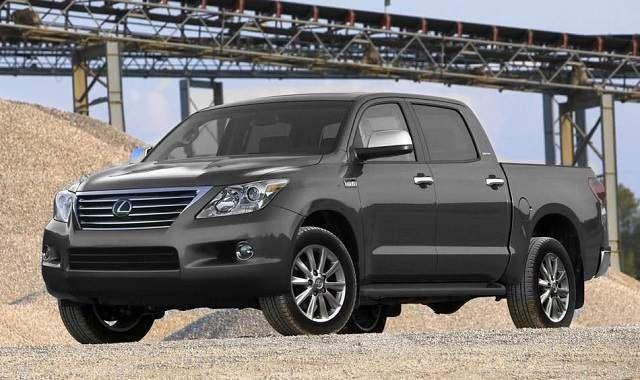 2020 Lexus Pickup Truck Rumors, Specs - 2020 Pickup Trucks