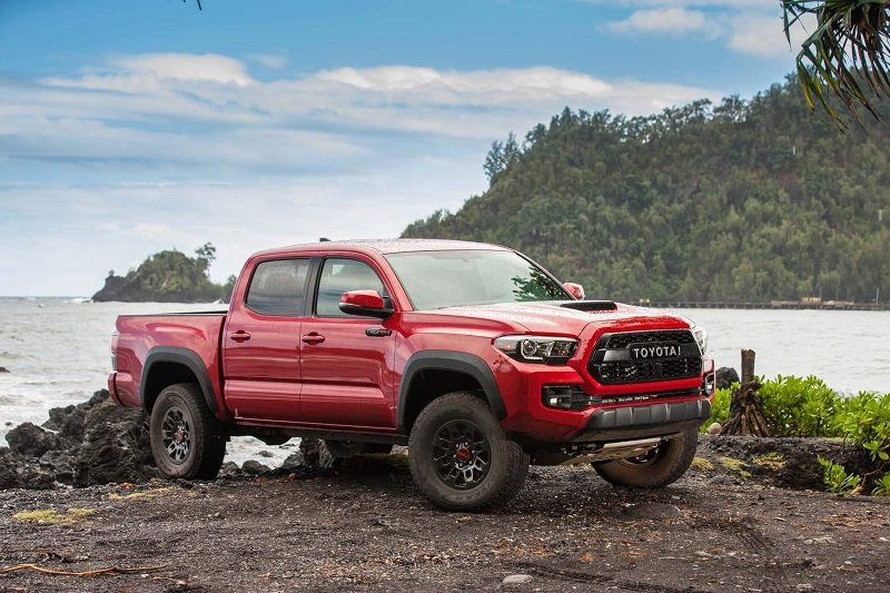 2020 Toyota Tacoma Diesel, TRD Pro, Redesign - 2020-2021 ...