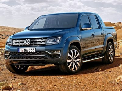 2020 VW Amarok review