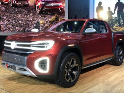 2020 VW Atlas Tanoak review