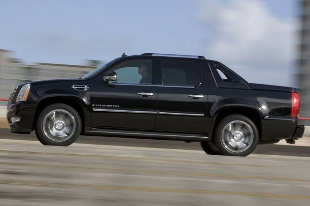 2020 Cadillac Escalade Ext Review Release Date 2020