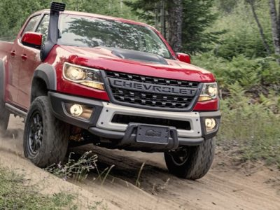 2020 Chevrolet Colorado ZR2 review