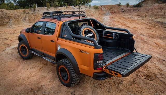 2020 Chevrolet Colorado ZR2  specs