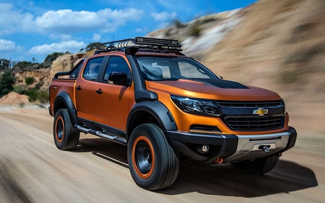 2020 Chevrolet Colorado Zr2 Release Date Price 2020 Pickup Trucks